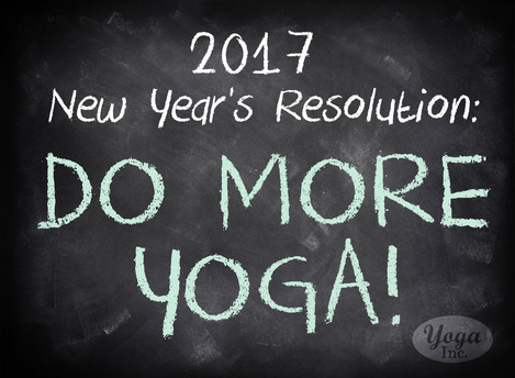 here are a few reasons why you should include yoga in your new years resolutions